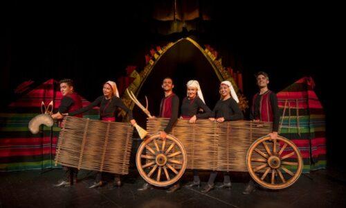 Διεθνές Φεστιβάλ Κουκλοθέατρου & Παντομίμας στη Βέροια - Το πρόγραμμα