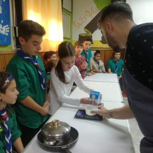 5ο Σύστημα Προσκόπων Βέροιας:  Scouts MasterChef & διαγωνισμός ζαχαροπλαστικής