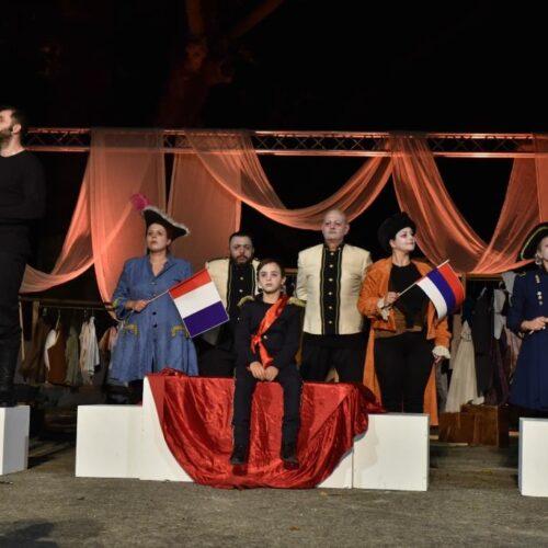 """""""Το Μεγάλο μας Τσίρκο"""" στη Βέροια. Θεατρική ομάδα Re-act του Συλλόγου Καρκινοπαθών Έδεσσας και Περιχώρων"""