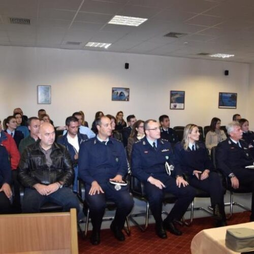 Ενημερωτική δράση της 8ης ΤΟΜΥ Δήμου Βέροιας για το προσωπικό της Ελληνικής Αστυνομίας