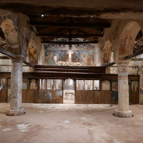 Η Εφορεία Αρχαιοτήτων Ημαθίας προσκαλεί στα Θυρανοίξια του ναού του Αγίου Δημητρίου Παλατιτσίων