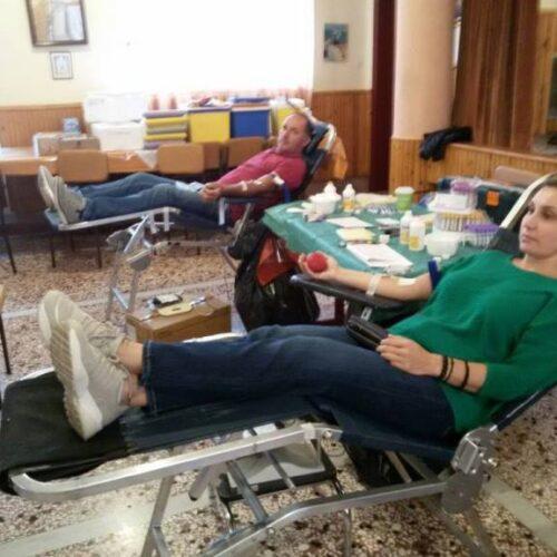 """Δημοτική Χορωδία Λιτοχώρου """"Ιωάννης Σακελλαρίδης"""": Πραγματοποιήθηκε η προγραμματισμένη εθελοντική Αιμοδοσία"""
