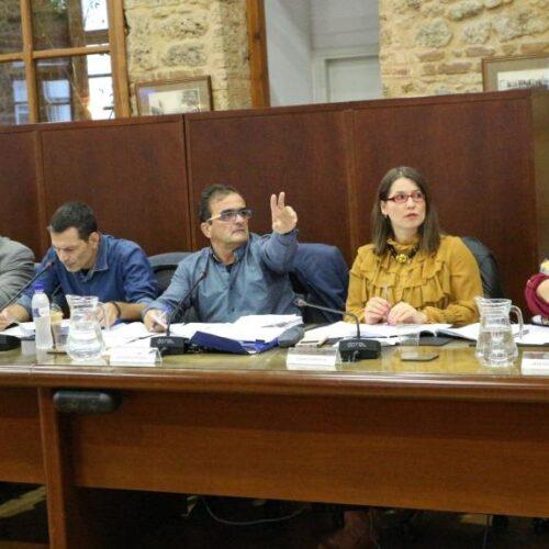 Ευαρέσκεια της Αντιπολίτευσης για έργα του Δήμου και συγχαρητήρια για την επιτυχία εκδηλώσεων