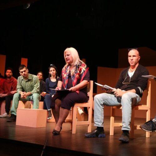 """Το ΔΗΠΕΘΕ Βέροιας ανεβάζει τον """"Δράκο"""" του Σβαρτς - Επιλογή   έργου και στόχοι της παιδικής παράστασης σε συνέντευξη τύπου"""