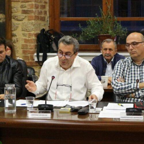 ΔΕΥΑΒ και Βιολογικός Καθαρισμός απασχόλησαν το Δημοτικό Συμβούλιο