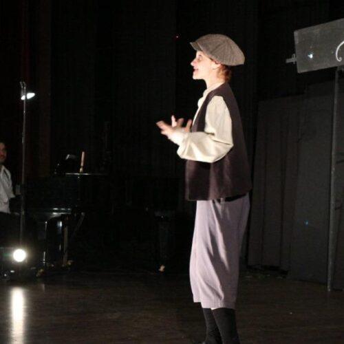 Ντίνα Στράνη. Από το Δημοτικό Ωδείο Βέροιας στην Εθνική Λυρική Σκηνή