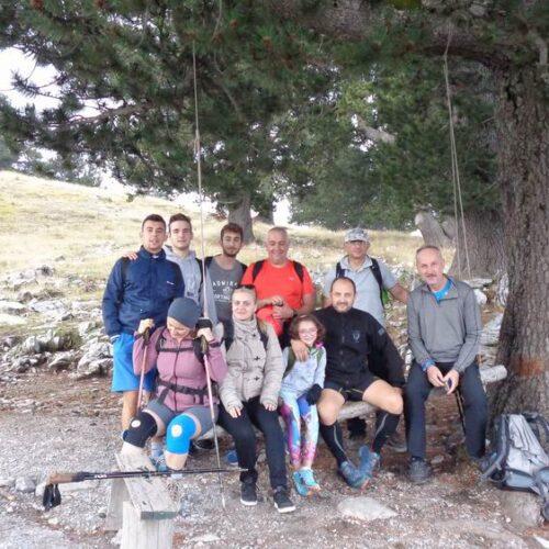 Όλυμπος: Στα μαγευτικά μονοπάτια του βουνού των θεών με την 9χρονη συνοδοιπόρο μας