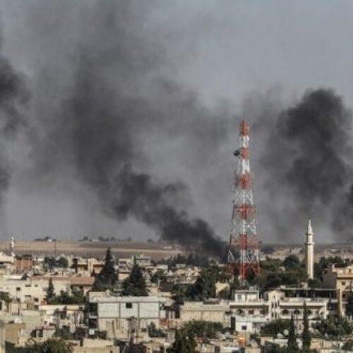 Καταγγελία της νέας ιμπεριαλιστικής επέμβασης στη Συρία από την ΟΓΕ Νάουσας