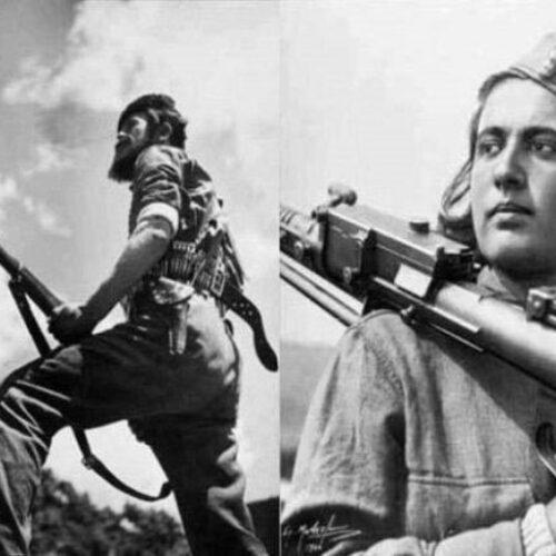 Συγκέντρωση της ΠΕΑΕΑ – ΔΣΕ Βέροιας στο Μνημείο Εθνικής Αντίστασης στην Ελιά, Δευτέρα 28 Οκτώβρη