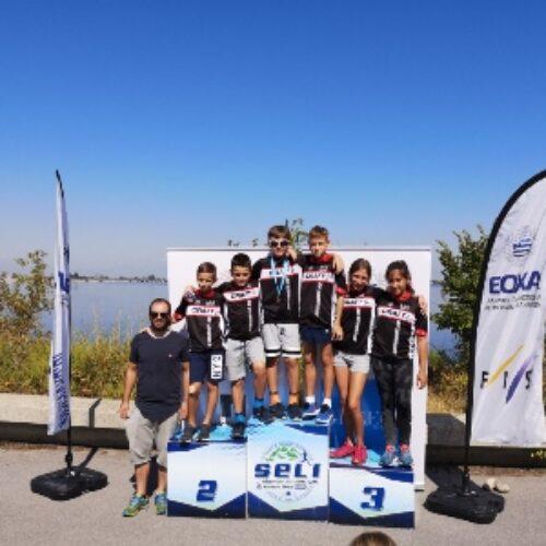 Αποτελέσματα διεθνή αγώνα Fis - Κυπέλλου Ελλάδος Roller Ski