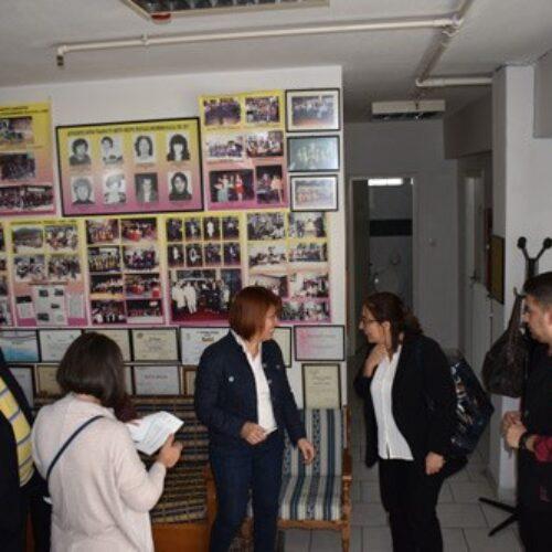 Επίσκεψη μαθητών 2ου Λυκείου Νάουσας στο ΚΗΦΗ