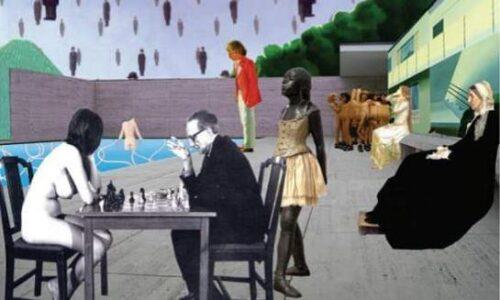 Η γκαλερί Παπατζίκου συμμετέχει στην 4η Art-Thessaloniki,  21 με 24 Νοεμβρίου