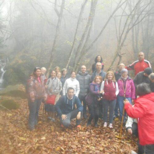 Βάθρες Μεταμόρφωσης στη Νάουσα, Βέρμιο  με τον Φυσιολατρικό Σύλλογο Χαλκιδικής