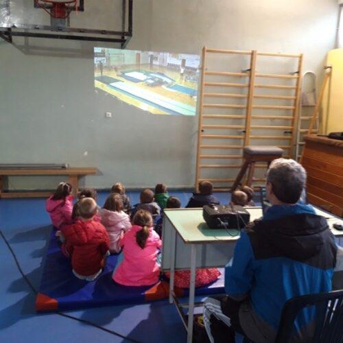 """Νάουσα: Βιωματική δράση """"Μαθαίνω για την Ενόργανη Γυμναστική"""""""