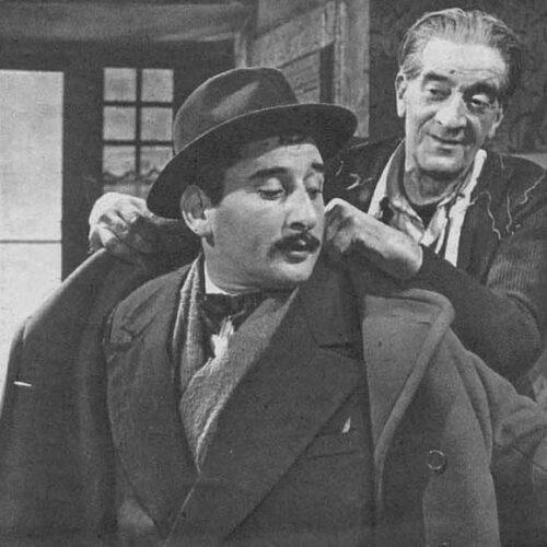 """Κινηματογραφική Λέσχη εργαζομένων ΕΡΤ3: """"Το παλτό» του Αλμπέρτο Λατουάντα"""""""