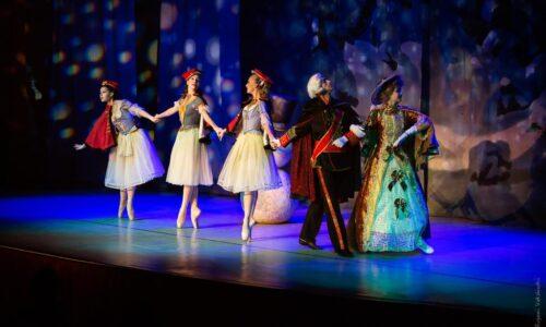 """Ο """"Καρυοθραύστης"""" από τη Βασιλική Ρωσική Ακαδημία Μπαλέτου Αγίας Πετρούπολης στη Βέροια για 10 παραστάσεις"""