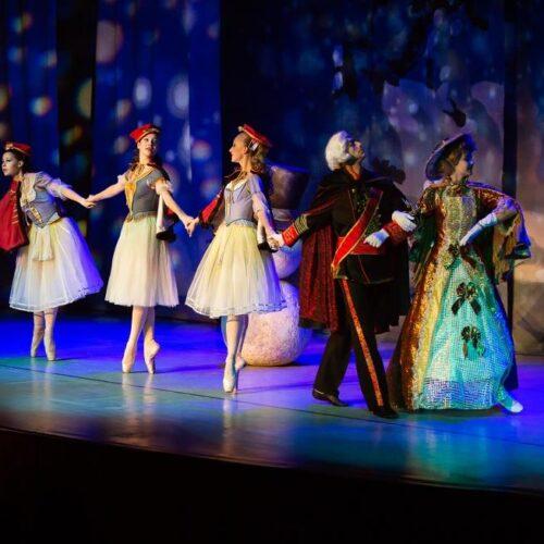 """Ο """"Καρυοθραύστης"""" από τη Βασιλική Ρωσική Ακαδημία Μπαλέτου Αγίας Πετρούπολης στη Βέροια για 9 παραστάσεις"""