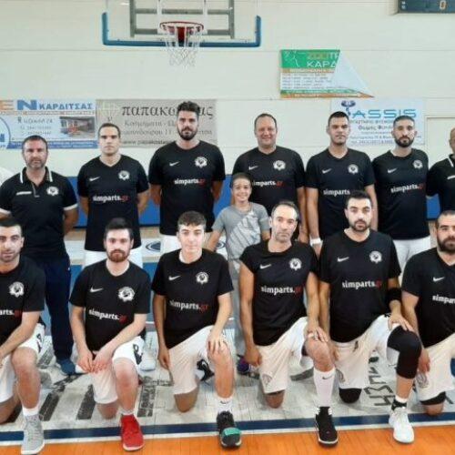 Μπάσκετ: Σπουδαία νίκη στην παράταση για τους Αετούς Βέροιας