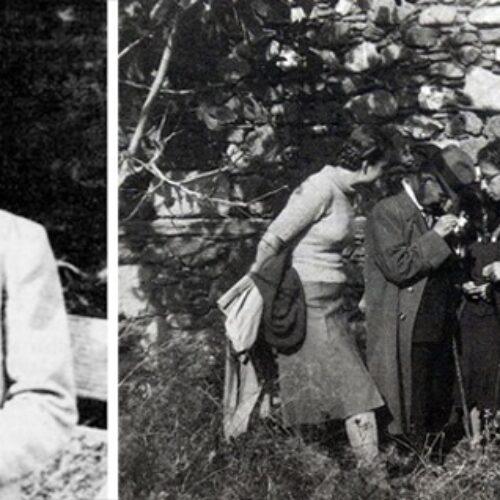 """""""Ο νεαρός Μανόλης Ανδρόνικος και ο Αη Δημήτρης των Παλατιτσίων"""" γράφει η Αγγελική  Κοτταρίδη"""