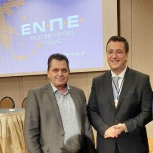 Ο Κώστας Καλαϊτζίδης συγχαίρει τον Απόστολο Τζιτζικώστα