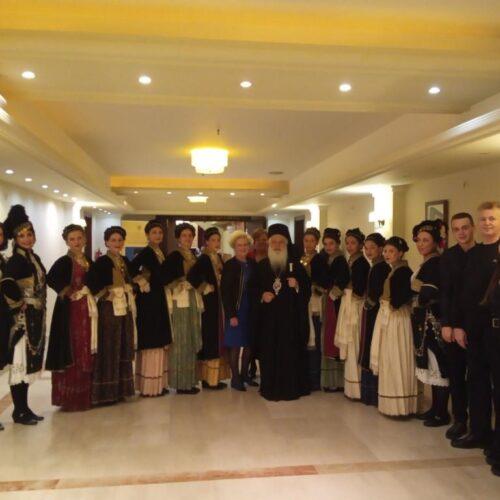 Το Λύκειο Ελληνίδων Βέροιας στον εορτασμό των Ιωβηλαίων του Μητροπολίτη