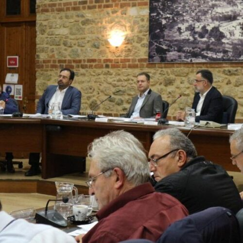 Εγκρίθηκε από το Δημοτικό Συμβούλιο Βέροιας ο ισολογισμός - απολογισμός για το 2018