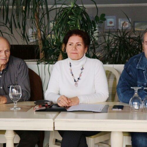 """Σωματείο Συνταξιούχων ΙΚΑ Βέροιας: """"Το Εργατικό Κέντρο  δεν είναι ιδιοκτησία του οποιουδήποτε πρόεδρου του, είναι σπίτι των εργαζομένων"""""""
