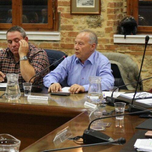 Mε έντονες αντιπαραθέσεις επανήλθε το θέμα του Βιολογικού Καθαρισμού και της ΔΕΥΑΒ στο Δημοτικό Συμβούλιο Βέροιας