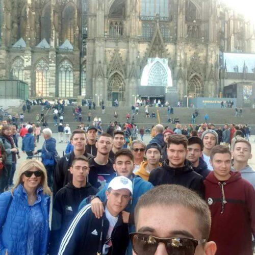 Επέστρεψε η ομάδα του Τομέα Μηχανολογίας του 1ου ΕΠΑΛ Βέροιας από τη Γερμανία