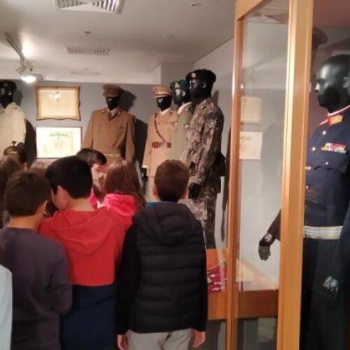 """Επίσκεψη μαθητών στην έκθεση της ΚΕΠΑ Δήμου Βέροιας """"Ιστορικό Πανόραμα"""""""