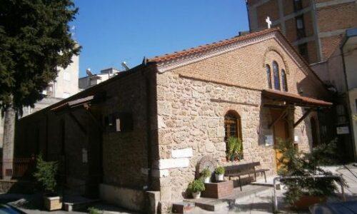Ιερό σαρανταλείτουργο στο ναό της Υπαπαντής στη Βέροια