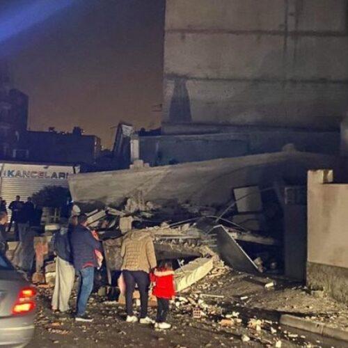 Ισχυρός σεισμός 6,4 Ρίχτερ στην Αλβανία -  Πολλοί νεκροί και δεκάδες τραυματίες (fhotos/video)