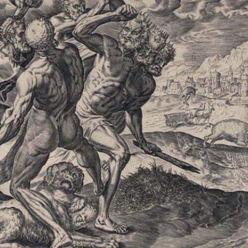 Ο Γηρυόνης της ελληνικής μυθολογίας