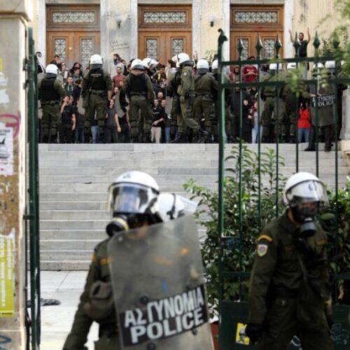 ΑΣΕ - ΠΑΜΕ Ημαθίας: Για την παραβίαση του πανεπιστημιακού ασύλου στην ΑΣΟΕΕ!