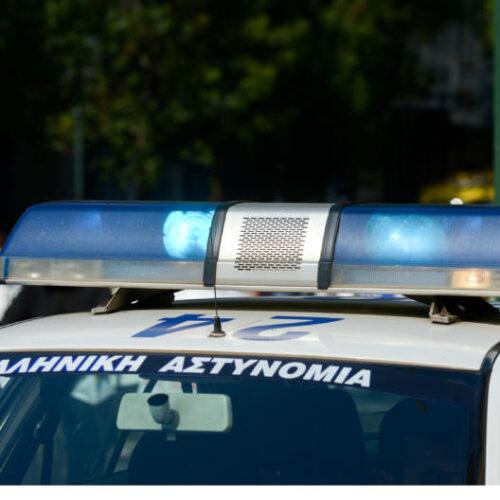 Συνελήφθη 70χρονος για κλοπή στη Βέροια