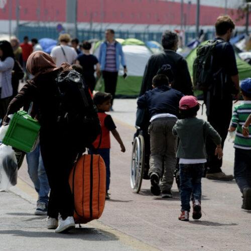 """Η Κ.Ο. Ημαθίας του Μ-Λ ΚΚΕ """"Για τα γεγονότα με τους πρόσφυγες στην ευρύτερη περιοχή"""""""