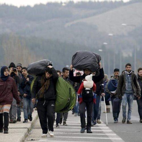 Η Ένωση Γονέων Νάουσας για το προσφυγικό - μεταναστευτικό