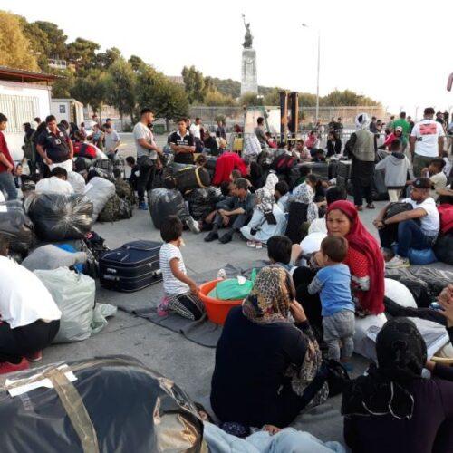 Η Ν.Ε. ΣΥΡΙΖΑ Ημαθίας για τους πρόσφυγες