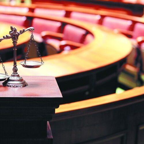 """Τάσος Μπαρτζώκας για Τροποποιήσεις Ποινικού Κώδικα: """"Δεν υπάρχει ελευθερία χωρίς ασφάλεια"""""""