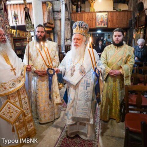 Πανηγυρίζει η Ενορία Αγίου Iωάννου του Ελεήμονος Βέροιας