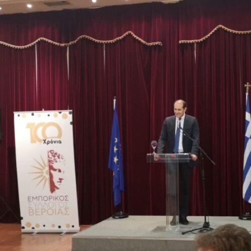 """Απ. Βεσυρόπουλος: """"Η μείωση του ΕΝΦΙΑ είναι μόνο η αρχή. Ακολουθούν και νέες μειώσεις φόρων"""""""
