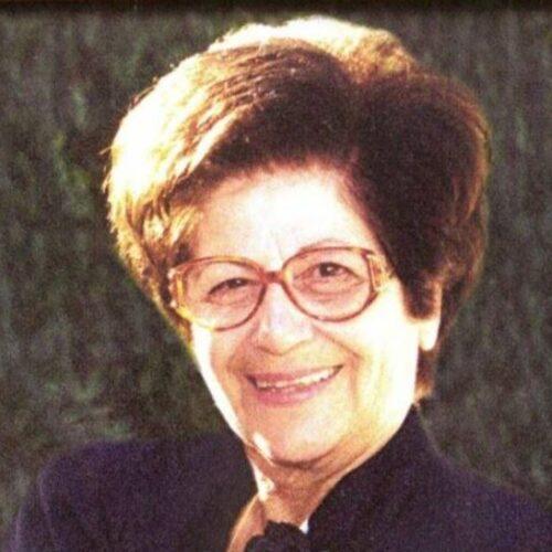Ροδάνθη Παπαδοπούλου - Τριανταφυλλίδου. Μια αναχώρηση…