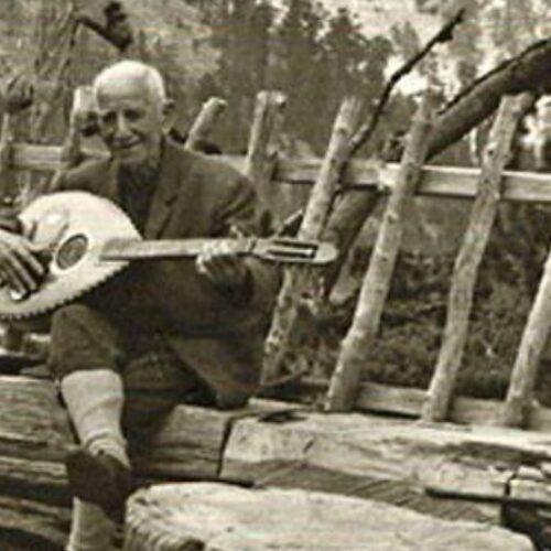 """""""Χρήστος Κάκαλος. Ο γέρο-αητός του Ολύμπου"""" γράφει ο Σωτήρης Μασταγκάς"""