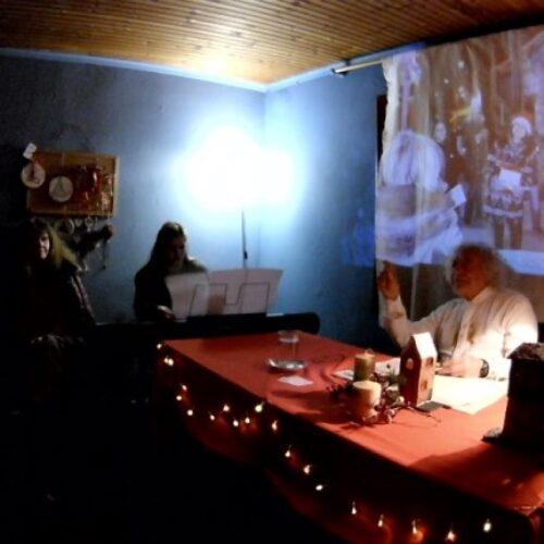 Κίνηση Πολιτών Κυριώτισσας: Ξεχωριστή και υπέροχη η βραδιά με τον Πυθαγόρα Ιερόπουλο