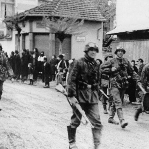 Ο Πρόεδρος του ΣΦΕΑ Σπύρος Χαλβατζής για τις γερμανικές αποζημιώσεις