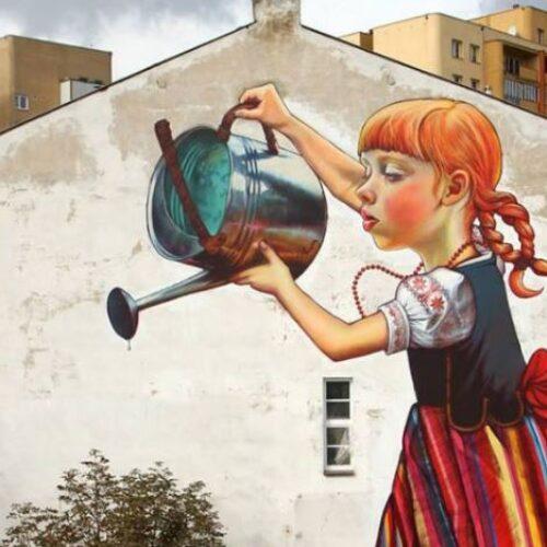 28 μοναδικά έργα τέχνης του δρόμου που γίνονται ένα με το περιβάλλον τους