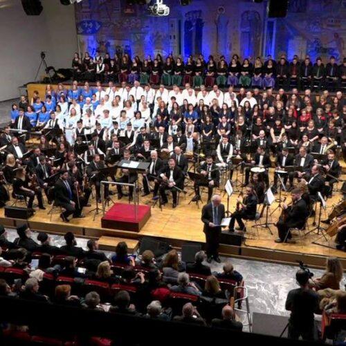 Θεσσαλονίκη: Εντυπωσιακή η πρεμιέρα της ΣΟΝΕ για το Ελληνικό Παιδικό Χωριό Φιλύρου