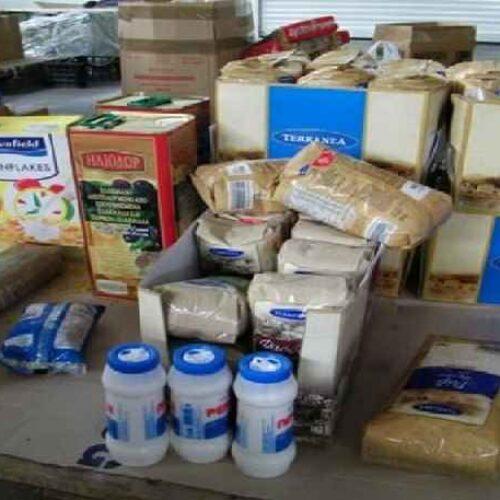 Διανομή τροφίμων στους δικαιούχους του ΤΕΒΑ στην Π.Ε. Ημαθίας - Τα σημεία και οι ημέρες διανομής