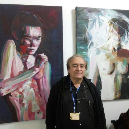 Ο Στέλιος Ζαχαρούδης στην 4η Art-Thessaloniki  και σε ομαδική Έκθεση της Govedarou Art Gallery. Εγκαίνια, Τετάρτη 11 Δεκεμβρίου