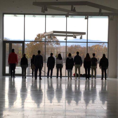 """Εγκαίνια συνεργασία ΕΦΑ Ημαθίας με ΔΗΠΕΘΕ Βέροιας - Νέο Μουσείο Αιγών, """"...κι όλα μαζί μια λύπη και μια ομορφιά…"""""""
